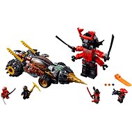 LEGO Ninjago 70669 Cole's Earth Driller - Building Kit