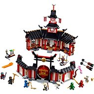LEGO Ninjago 70670 Monastery of Spinjitzu - Building Kit