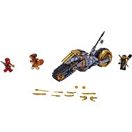 LEGO Ninjago 70672 Cole's Dirt Bike - Building Kit