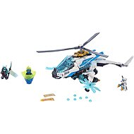 LEGO Ninjago 70673 ShuriCopter - Building Kit