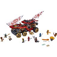 LEGO Ninjago 70677 Land Bounty - LEGO Building Kit