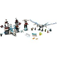 LEGO Ninjago 70678 Castle of the Forsaken Emperor - Building Kit