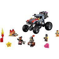 LEGO Movie 70829 Emmet and Lucy's Escape Buggy - LEGO Building Kit