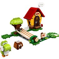 LEGO® Super Mario™ 71367 Mario's House & Yoshi Expansion Set - LEGO Building Kit