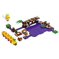 LEGO Super Mario 71383 Wiggler's Poison Swamp Expansion Set - LEGO Building Kit