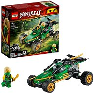 LEGO Ninjago 71700 Jungle Raider - LEGO Building Kit