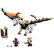 LEGO Ninjago 71718 Wu and his fighting dragon - LEGO Building Kit