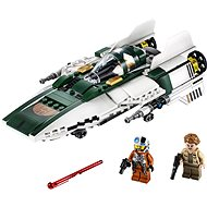 LEGO Star Wars 75248 Resistance A-Wing Starfighter - LEGO Building Kit