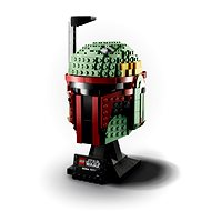 LEGO Star Wars TM 75277 Boba Fett Helmet - LEGO Building Kit