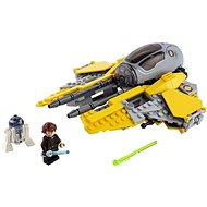 LEGO Star Wars TM 75281 Anakin's Jedi Interceptor - LEGO Building Kit