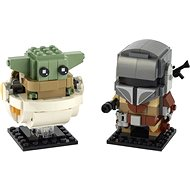 LEGO Star Wars TM 75317 The Mandalorian & the Child - LEGO Building Kit