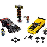LEGO Speed ??Champions 75893 2018 Dodge Challenger SRT Demon and 1970 Dodge Charger R/T - Building Kit
