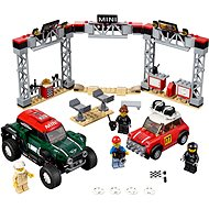 LEGO Speed ??Champions 75894 1967 Mini Cooper S Rally and 2018 MINI John Cooper Works Buggy - Building Kit