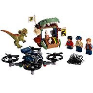 LEGO Jurassic World 75934 Dilophosaurus on the Loose - LEGO Building Kit