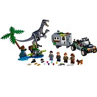 LEGO Jurassic World 75935 Baryonyx Face-Off: The Treasure Hunt - LEGO Building Kit