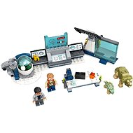 LEGO Jurassic World 75939 Dr. Wu's Lab: Baby Dinosaurs Breakout? - LEGO Building Kit