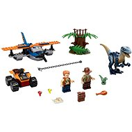 LEGO Jurassic World 75942 Velociraptor: A biplane rescue mission - LEGO Building Kit