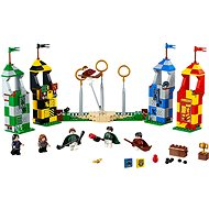 LEGO Harry Potter 75956 Quidditch Match - LEGO Building Kit