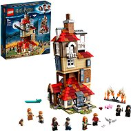 LEGO Harry Potter™ 75980 Attack on the Burrow - LEGO Building Kit