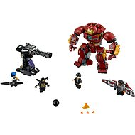 LEGO Super Heroes 76104 The Hulkbuster Smash-Up - Building Kit