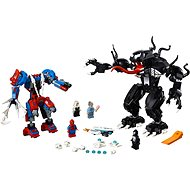 LEGO Super Heroes 76115 Spider Mech vs. Venom - Building Kit