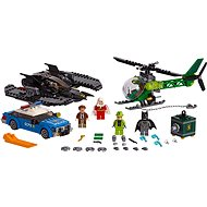 LEGO Super Heroes 76120 Batwing and The Riddler Heist - Building Kit