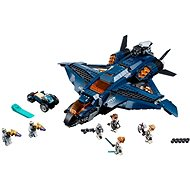 LEGO Super Heroes 76126 Avengers Ultimate Quinjet - LEGO Building Kit