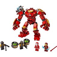 LEGO Super Heroes 76164 Iron Man Hulkbuster against AIM agent