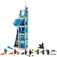 LEGO Super Heroes 76166 Fight in the Avenger Tower