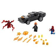 LEGO Super Heroes 76173 Spider-Man and Ghost Rider Vs. Carnage - LEGO Building Kit