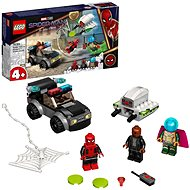 LEGO® Marvel Spider-Man 76184 Spider-Man and Mysterio's drone attack - LEGO Set
