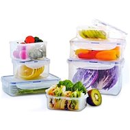 Lock&Lock Food Container - set 7pcs