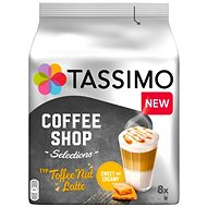 Tassimo Toffee Nut Latte 268g - Coffee Capsules