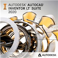 AutoCAD Inventor LT Suite 2020 Commercial New for 3 Years (Electronic License) - Electronic license