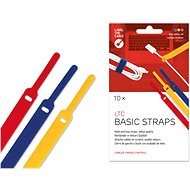 LABEL THE CABLE Cable LTC Basic 1130 mix, 10pcs - Cable Organiser