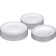 By-inspire Dining set 18-piece from the Nostalgia collection - Dish set