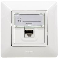 Legrand VALENA LIFE Data socket 1xRJ45 Cat.5e UTP Set White - Socket