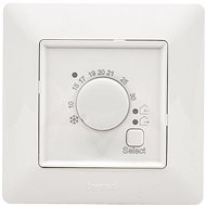 Legrand Valena Life Room Thermostat Set, White - Thermostat