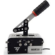 Thrustmaster - Sequential Shift Lever and TSSH Sparco Handbrake - Game Controller