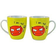 """DEVIL"" MÄSER SMILEY Mug, 35cl, 6 pcs - Mug"