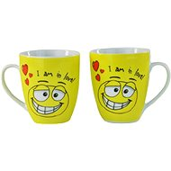 "MÄSER SMILEY Mug 35cl 6 pcs ""LOVE"" - Mug"