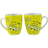 "MÄSER ""ANGEL"" SMILEY Mug 35cl 6 pcs - Mug"
