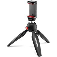 Manfrotto PIXI Mini Table Top Tripod (black) - Mini Tripod