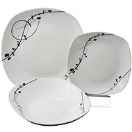 Mäser LONDRA Dining Set with  18pcs - Dish Set