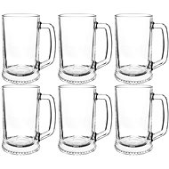 Mäser Dresden clear glass 33 cl 6 pcs - Beer Glass