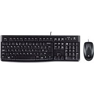 Logitech Desktop MK120 DE - Mouse/Keyboard Set