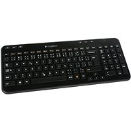 Logitech Wireless Keyboard K360, CZ - Keyboard