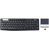 Logitech Wireless Keyboard K375s CZ