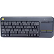 Logitech Wireless Touch Keyboard K400 Plus UK