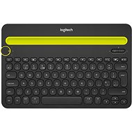 Logitech Bluetooth Multi-Device Keyboard K480 US black